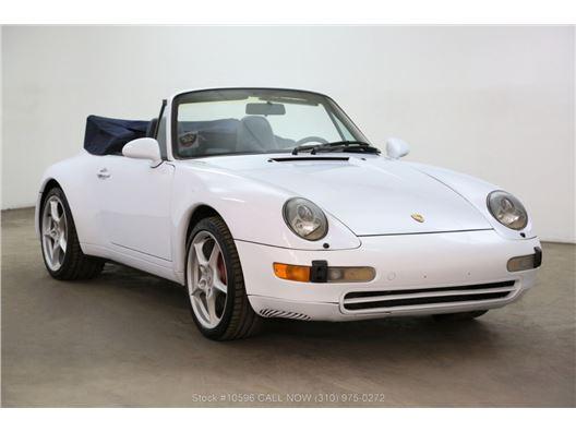 1997 Porsche 993 for sale in Los Angeles, California 90063