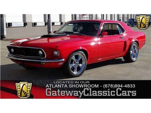 1969 Ford Mustang for sale in Alpharetta, Georgia 30005
