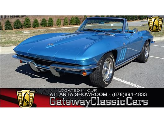 1965 Chevrolet Corvette for sale in Alpharetta, Georgia 30005