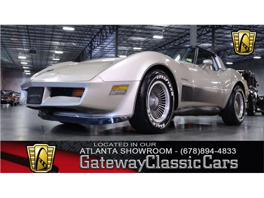 1982 Chevrolet Corvette for sale in Alpharetta, Georgia 30005