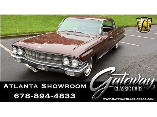 1962 Cadillac Fleetwood for sale in Alpharetta, Georgia 30005