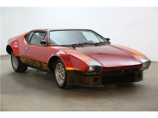 1972 De Tomaso Pantera for sale in Los Angeles, California 90063