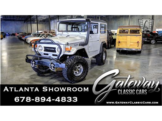 1977 Toyota Land Cruiser for sale in Alpharetta, Georgia 30005