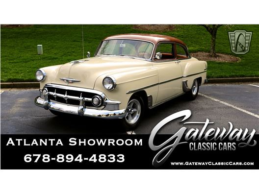 1953 Chevrolet Bel Air for sale in Alpharetta, Georgia 30005