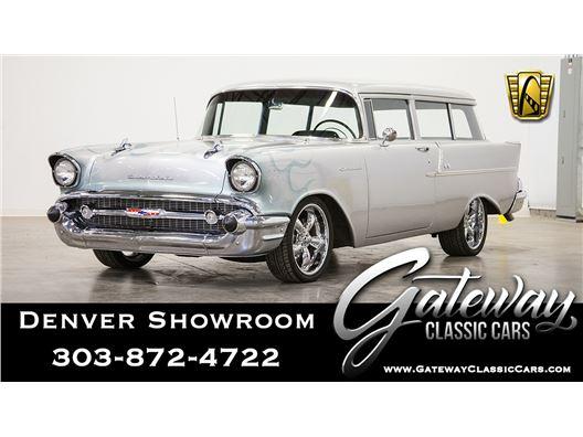 1957 Chevrolet Handyman for sale in Englewood, Colorado 80112