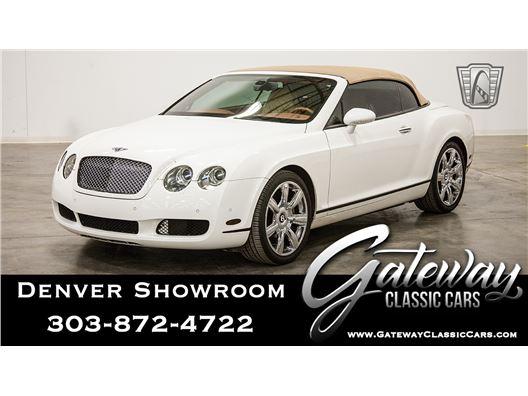 2007 Bentley Continental for sale in Englewood, Colorado 80112
