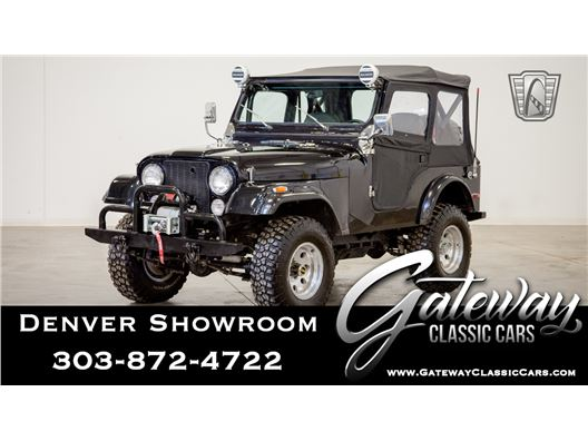 1976 Jeep CJ5 for sale in Englewood, Colorado 80112