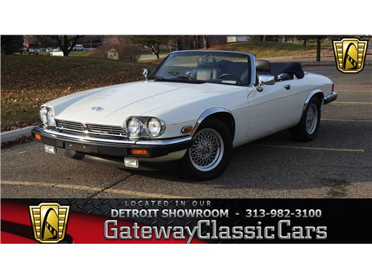 1990 Jaguar XJS for sale in Dearborn, Michigan 48120