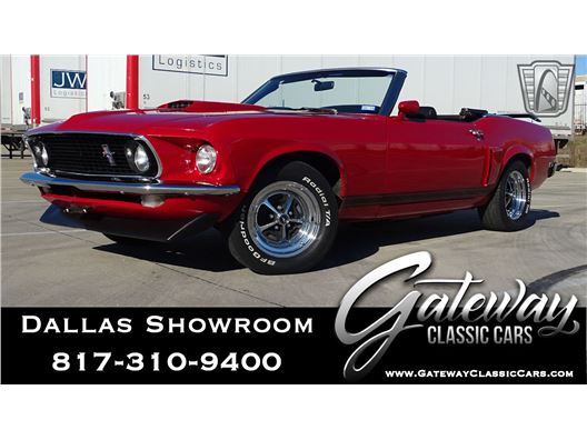 1969 Ford Mustang for sale in DFW Airport, Texas 76051