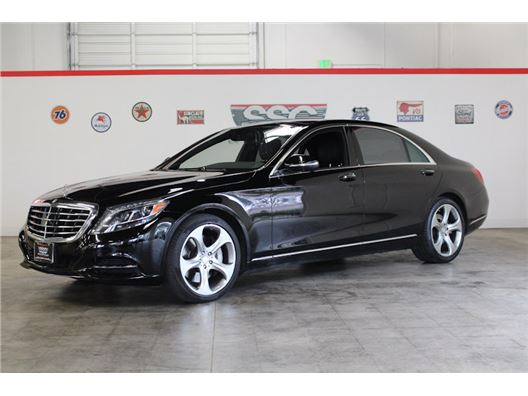 2015 Mercedes-Benz S550 for sale in Fairfield, California 94534