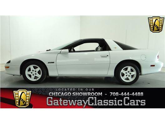 1997 Chevrolet Camaro for sale in Tinley Park, Illinois 60487
