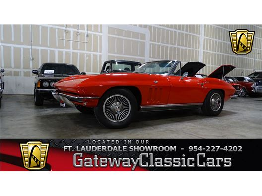 1966 Chevrolet Corvette for sale in Coral Springs, Florida 33065