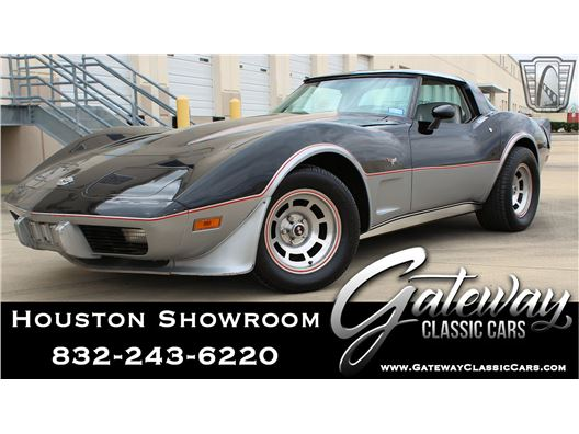 1978 Chevrolet Corvette for sale in Houston, Texas 77090