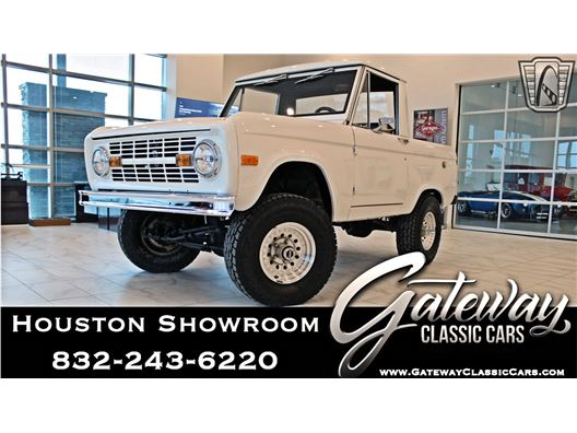 1970 Ford Bronco for sale in Houston, Texas 77090