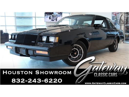 1986 Buick Grand National for sale in Houston, Texas 77090