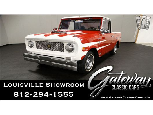 1962 International Scout for sale in Memphis, Indiana 47143