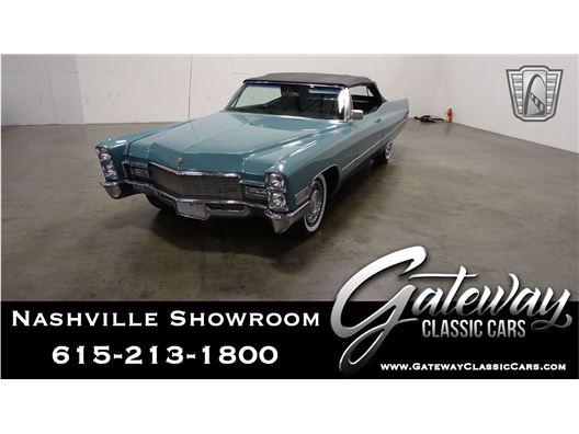 1968 Cadillac DeVille for sale in La Vergne