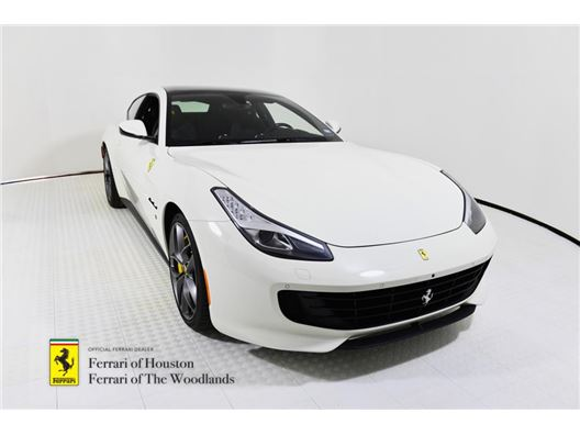2018 Ferrari GTC4 Lusso T for sale in Houston, Texas 77057