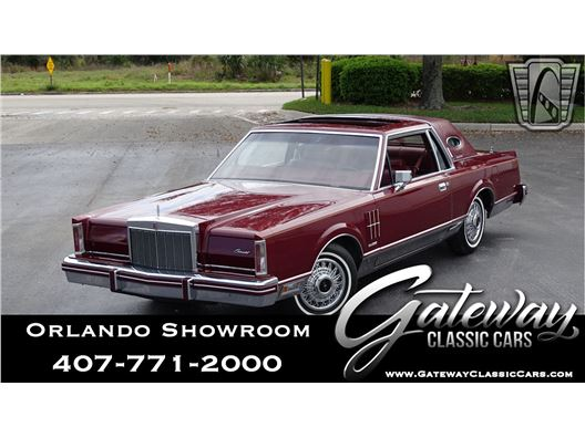 1982 Lincoln Mark for sale in Lake Mary, Florida 32746