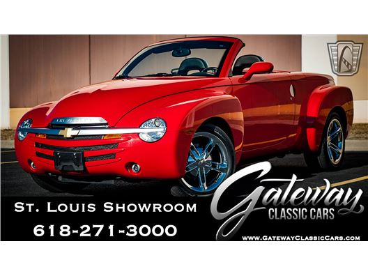 2004 Chevrolet SSR for sale in OFallon, Illinois 62269