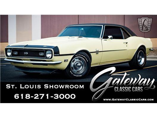 1968 Chevrolet Camaro for sale in OFallon, Illinois 62269