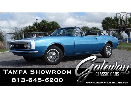1967 Chevrolet Camaro for sale in Ruskin, Florida 33570