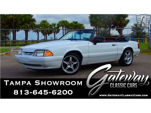 1988 Ford Mustang for sale in Ruskin, Florida 33570