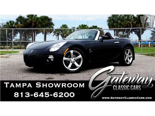2008 Pontiac Solstice for sale in Ruskin, Florida 33570