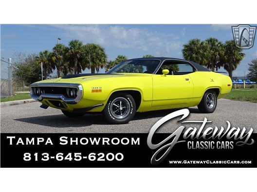1971 Plymouth Road Runner for sale in Ruskin, Florida 33570