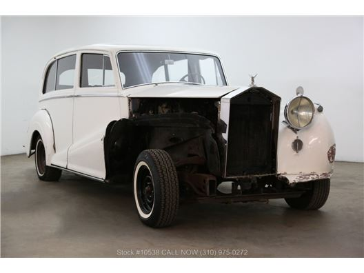 1957 Rolls-Royce Silver Wraith for sale in Los Angeles, California 90063