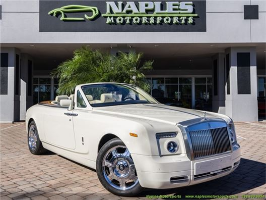 2009 Rolls-Royce Phantom Drophead Coupe for sale in Naples, Florida 34104