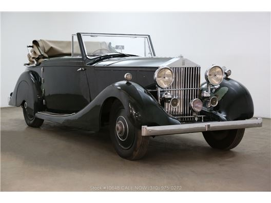 1928 Rolls-Royce 20-25 Drophead for sale in Los Angeles, California 90063