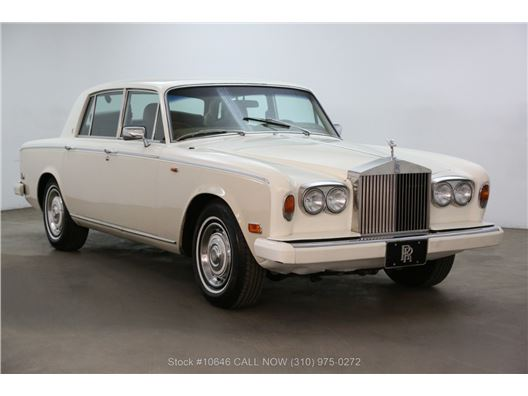 1980 Rolls-Royce Silver Shadow II for sale in Los Angeles, California 90063