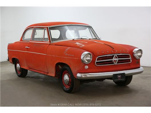 1960 Borgward Isabella for sale in Los Angeles, California 90063