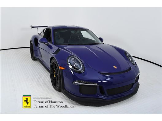 2016 Porsche 911 GT3 RS for sale in Houston, Texas 77057