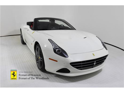 2017 Ferrari California T for sale in Houston, Texas 77057
