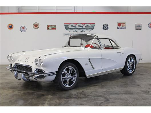 1962 Chevrolet Corvette for sale in Fairfield, California 94534