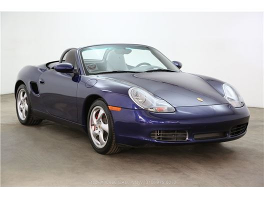 2000 Porsche Boxster S for sale in Los Angeles, California 90063