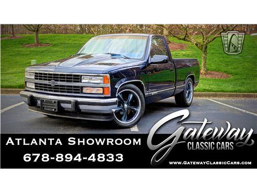 1989 Chevrolet C1500 for sale in Alpharetta, Georgia 30005