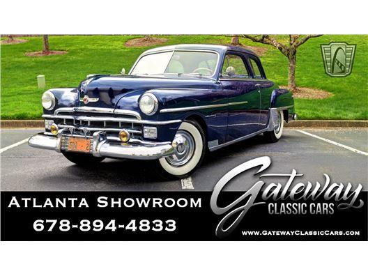 1950 Chrysler Windsor for sale in Alpharetta, Georgia 30005
