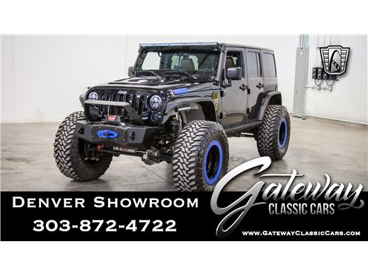 2011 Jeep Wrangler for sale in Englewood, Colorado 80112