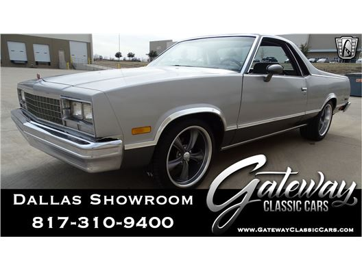 1985 GMC Caballero for sale in DFW Airport, Texas 76051