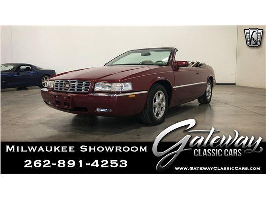 1995 Cadillac Eldorado for sale in Kenosha, Wisconsin 53144
