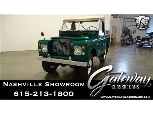 1971 Land Rover IIA for sale in La Vergne