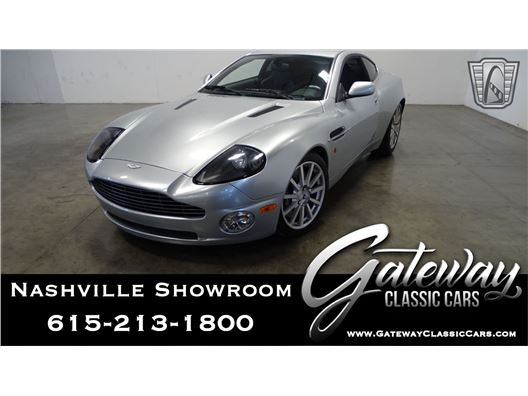 2006 Aston Martin Vanquish for sale in La Vergne