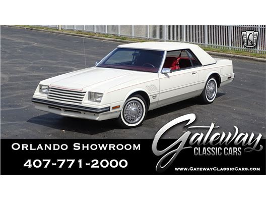 1983 Dodge Mirada for sale in Lake Mary, Florida 32746