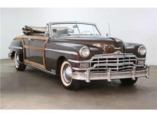 1949 Chrysler Town & Country for sale in Los Angeles, California 90063