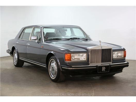 1994 Rolls-Royce Silver Spur III for sale in Los Angeles, California 90063
