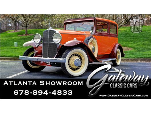 1931 Oakland Sedan for sale in Alpharetta, Georgia 30005