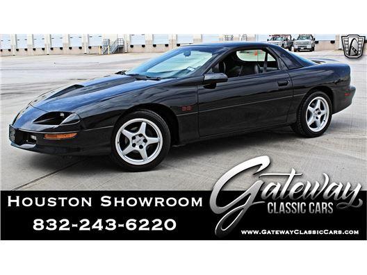 1996 Chevrolet Camaro for sale in Houston, Texas 77090